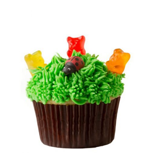 Cupcake Le Teddy bear de Coquelikot