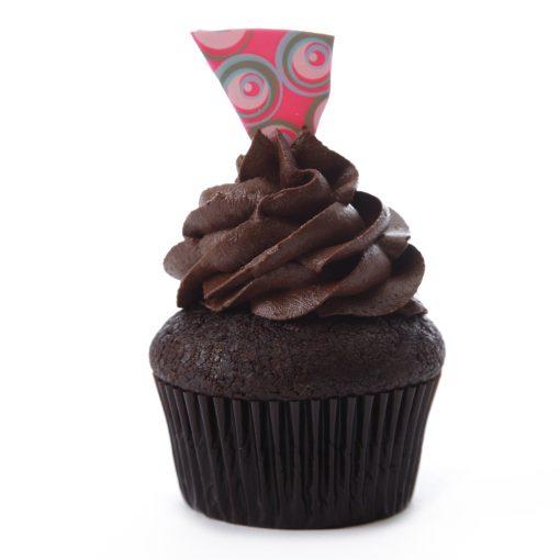 Cupcake Le Décadent de Coquelikot