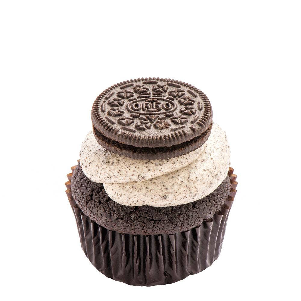 Cupcake L'Oréo de Coquelikot