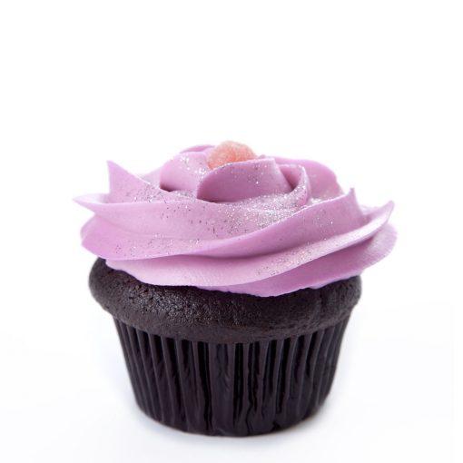 Cupcake Le princesse de Coquelikot