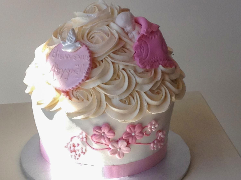 Cupcake géant