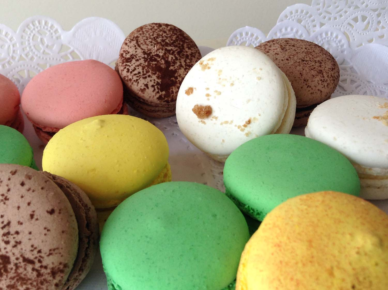 Meringues de Cupcakes de Coquelikot