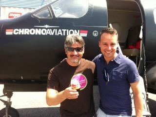 Coquelikot et Chrono Aviation
